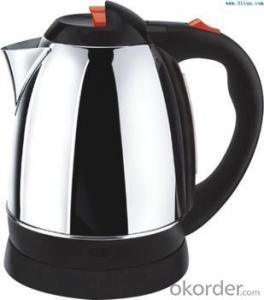 promotional 1.5/1.8L stainless steel electric kettle
