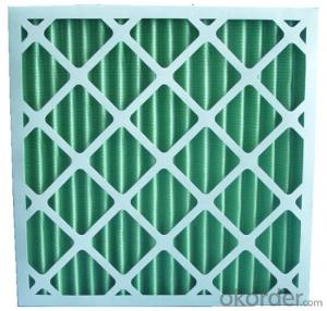 primary frame air filter G1-G4