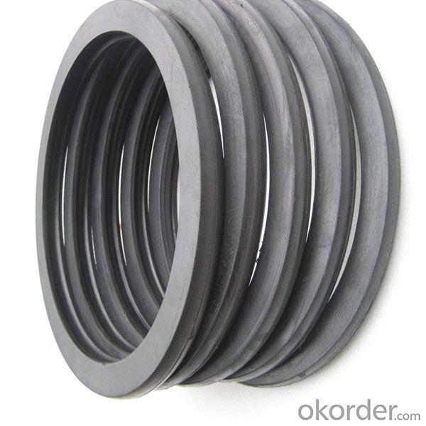 concrete pump spare parts rubber gasket 3inch