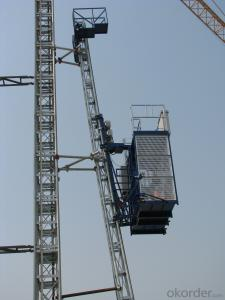 SCQ60 Curved Hoist
