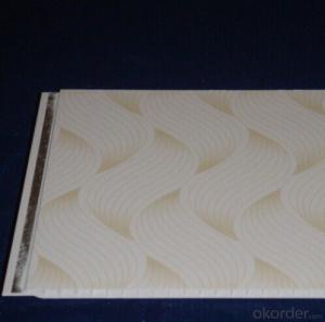 PVC Ceiling and Panels are Fireproof  Heat Insulation