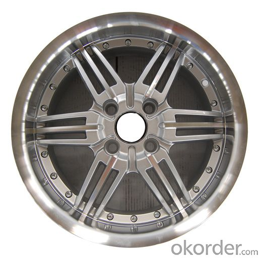 LY0701460 Passenger Car Aluminium Alloy Wheel