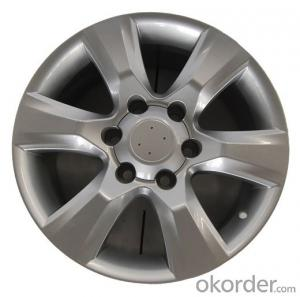 LY0301775 Passenger Car Aluminium Alloy Wheel