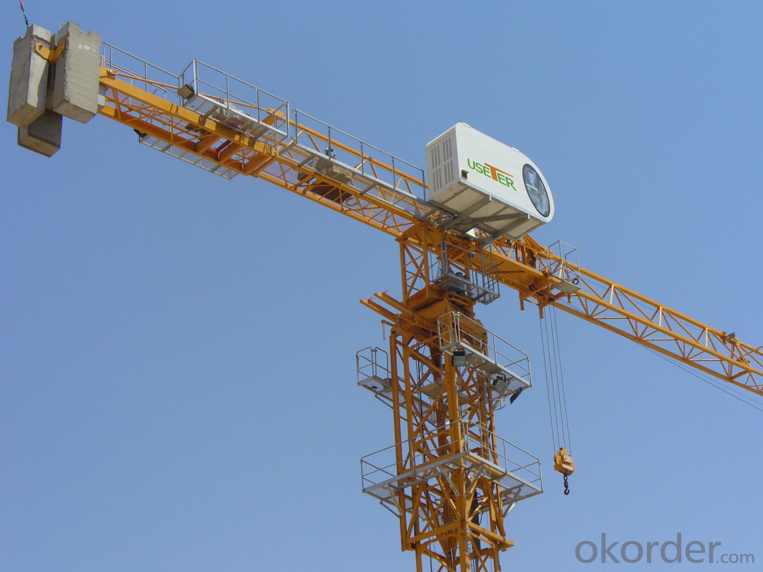 Weihai Wanfeng Tower Crane TC6024