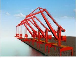 Mutifunctional Harbour Portal Crane