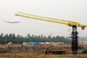 Weihai Wanfeng Tower Crane TOPLESS