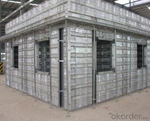 High Recyclable and Environmental-protection Aluminum Formwork System with Matched Accessories