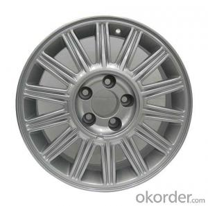 CMAX1001670 Passenger Car Aluminium Alloy Wheel