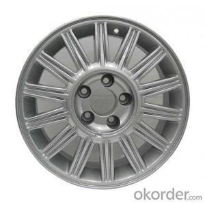 CMAX1001670 Passenger Car Aluminium Alloy Wheel