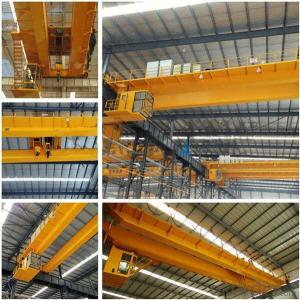 One Year Warranty Double Trolley overhead crane