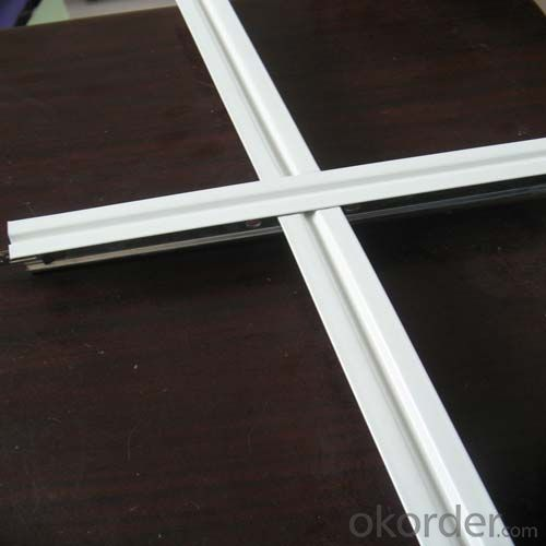 Suspension Ceilinng Grid System Long Cross Tee