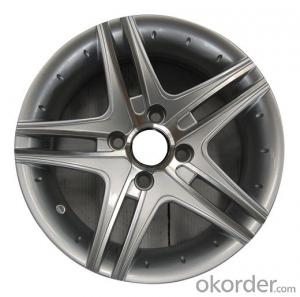 LY0761355 Passenger Car Aluminium Alloy Wheel