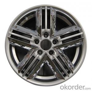 LY0421560 Passenger Car Aluminium Alloy Wheel