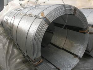8-22 Gauge Spool Galvanized Steel Wire with High Resistance