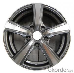 LY0191355 Passenger Car Aluminium Alloy Wheel