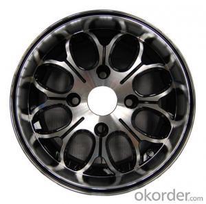 LY0751460 Passenger Car Aluminium Alloy Wheel