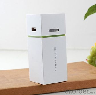 Cubic Smart Portable Power Bank