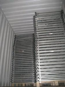 Tower Scaffolding accessories for formwork system
