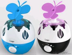 Butterfly Flower Home Humidifier with 2.6L Capacity