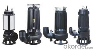 Sewage Water Treatment Pump SP003