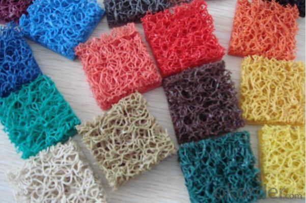 great elasticity anti-slip PVC mat