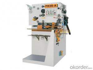 Backward Feeding Seam Welding Machine for Packaging