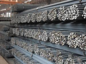 HRB500 hot rolled ribbed steel bars