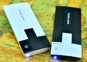 Piano Portable Mobile Power Bank