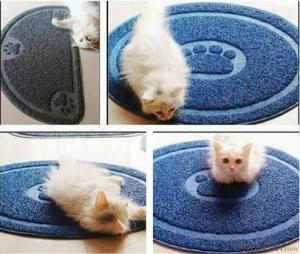 hot sale Cat litter mat pet mat