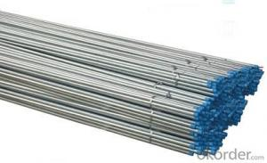 British standard  galvanized steel electrical conduit pipe