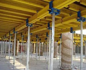 Steel Prop & Tripod & Beam Clamp formwork and scaffolding system