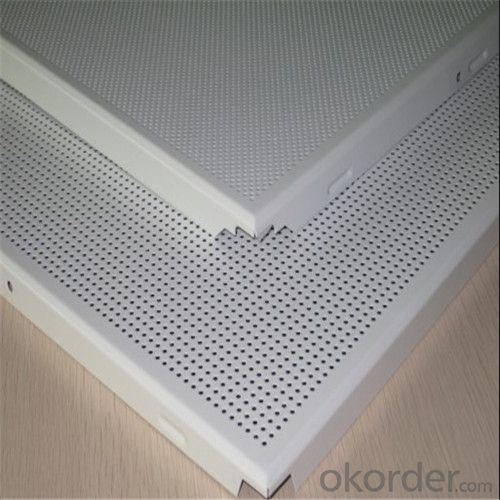 Buy Metal Ceiling Suspended Aluminum Ceiling Clip In Tiles