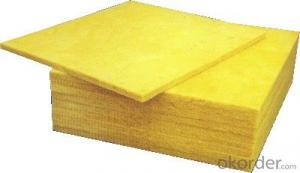 Glasswool Board 30kg/m3 china manufacturer