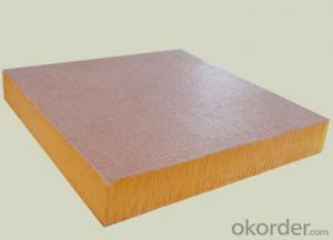 Phenolic Foam Boards Insulation 22CM for wall