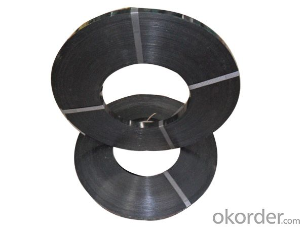 Paintbaked Steel Packing Strips RIBBON Stainless Stell Strips