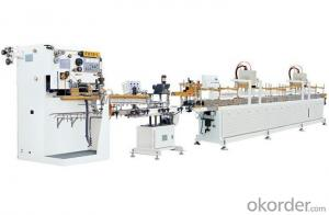 Can Body Production Line for Metal Packaging