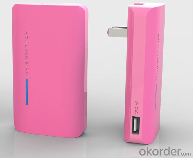 CCC Certification Portable Power Bank