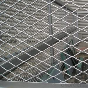 Expanded Metal Mesh with good quality