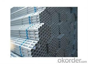 ERW Galvanized Carbon seamless Steel Pipe