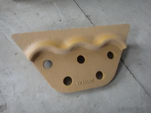 sidecutter for the excavator