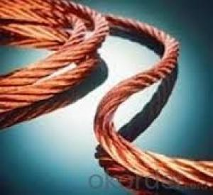 stranded cu bare wire
