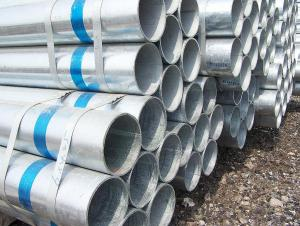 Water gas iron pipe