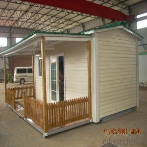 New Designed Prefab Sandwich Panel House