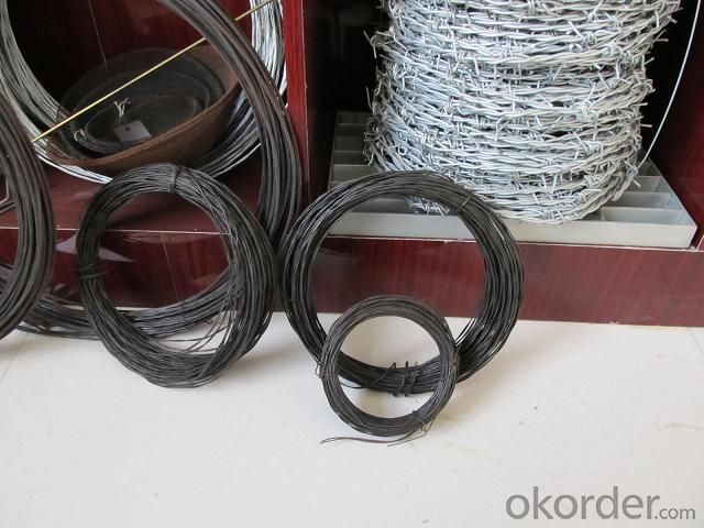 High Quality Black Annealed Twist Wire