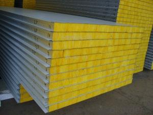 Glass Wool Board 20kg/m3 With Aluminum Foil Facing