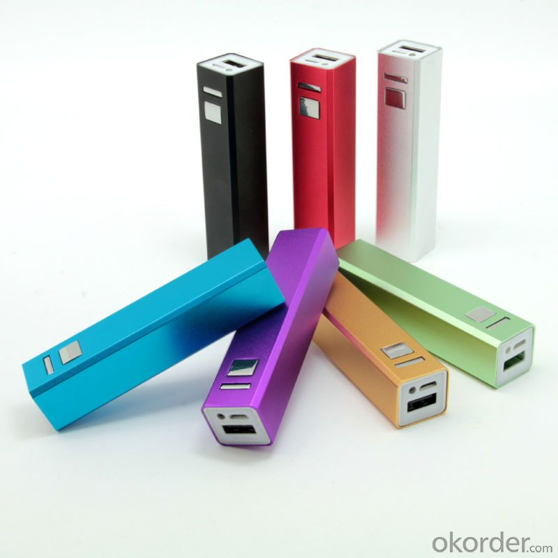High Quality Perfume Power Bank for Mobile Power Cheap Power Bank
