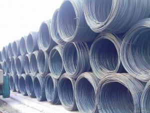 Hot Rolled Low Canbon Wire Rods with Good Price