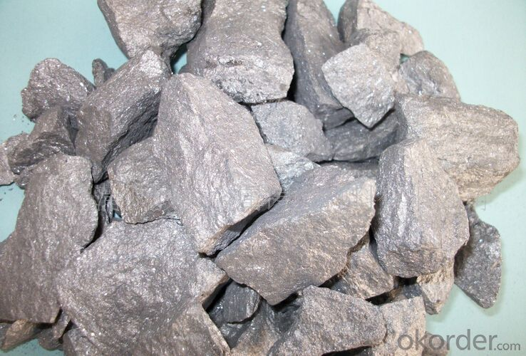 Nodulizer SiMg China Silicon Magnesium