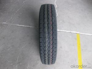 Light Truck and Bus Radial Tyre 600R14 TL LRP136