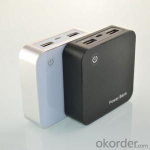 High Capacity Power Bank for iPhone5/6
